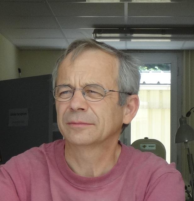 Jean-François Escoulen, formateur à l'école Escoulen
