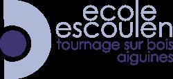 Ecole Escoulen – Formation au tournage sur bois –