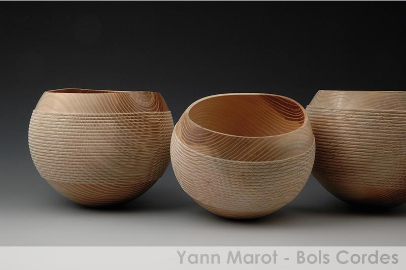roped bowls, Yann Marot